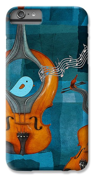 Musiko IPhone 6 Plus Case by Aimelle