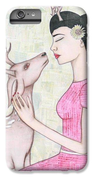 My Deer IPhone 6 Plus Case by Natalie Briney