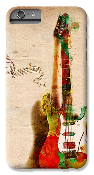 My Guitar Can Sing IPhone 6 Plus Case by Nikki Smith
