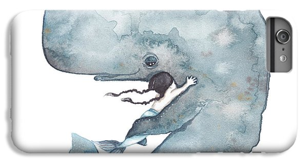 My Whale IPhone 6 Plus Case by Soosh