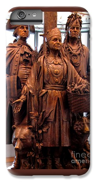 National Museum Of The American Indian 8 IPhone 6 Plus Case by Randall Weidner
