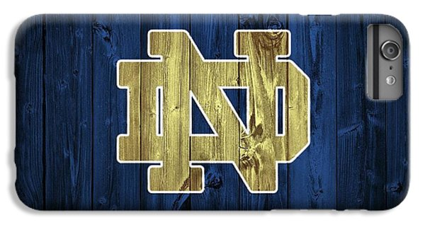 Notre Dame Barn Door IPhone 6 Plus Case by Dan Sproul