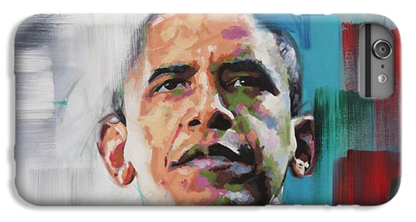 Obama IPhone 6 Plus Case by Richard Day
