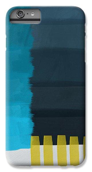 Ocean Front Walk- Art By Linda Woods IPhone 6 Plus Case by Linda Woods