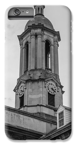 Old Main Tower Penn State IPhone 6 Plus Case by John McGraw
