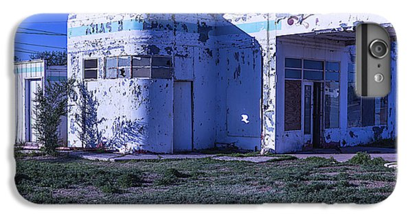 Old Run Down Gas Station IPhone 6 Plus Case by Garry Gay
