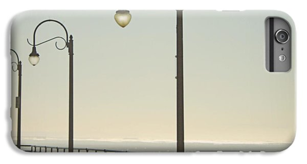 On The Pier IPhone 6 Plus Case by Linda Woods