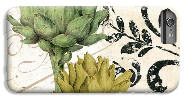 Paris Artichokes IPhone 6 Plus Case by Mindy Sommers