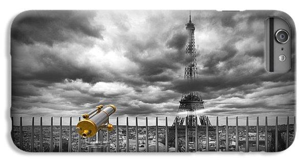 Paris Composing IPhone 6 Plus Case by Melanie Viola
