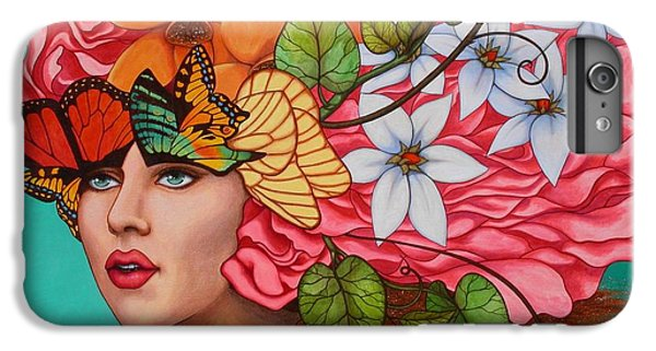 Passionate Pursuit IPhone 6 Plus Case by Helena Rose