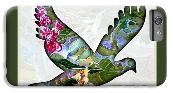 Peace For Peace IPhone 6 Plus Case by Mindy Newman