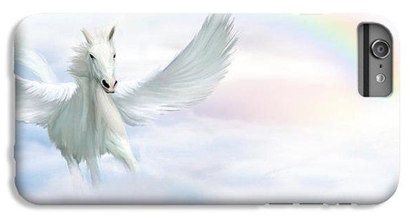 Pegasus IPhone 6 Plus Case by John Edwards