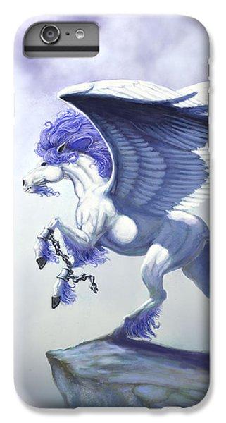 Pegasus Unchained IPhone 6 Plus Case by Stanley Morrison