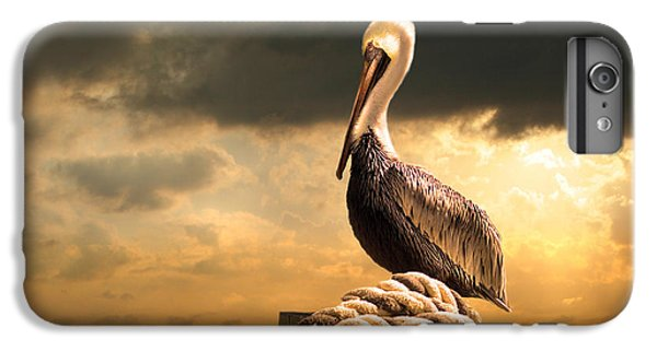 Pelican After A Storm IPhone 6 Plus Case by Mal Bray