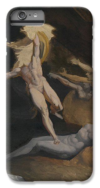 Perseus Slaying The Medusa IPhone 6 Plus Case by Henry Fuseli
