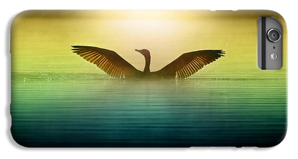 Phoenix Rising IPhone 6 Plus Case by Rob Blair