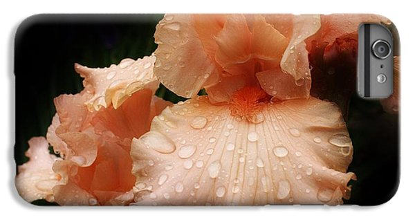 Pink Iris 1 IPhone 6 Plus Case by Bruce Bley