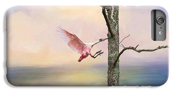 Pink Wonder IPhone 6 Plus Case by Bonnie Barry