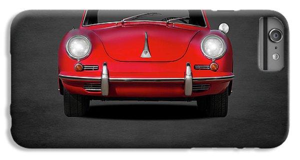 Porsche 356 IPhone 6 Plus Case by Mark Rogan