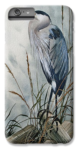 Portrait In The Wild IPhone 6 Plus Case by James Williamson