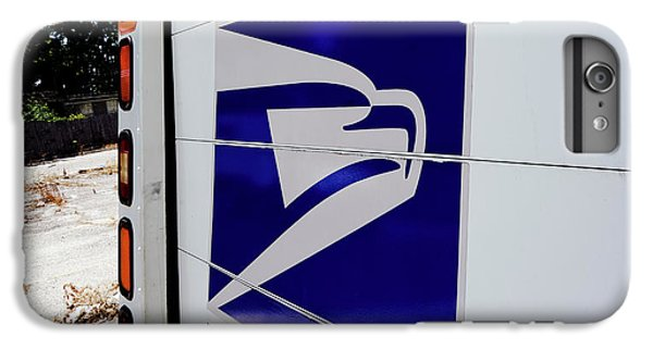 Post Office Truck IPhone 6 Plus Case by Kenneth Lempert