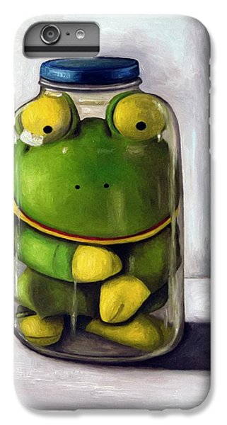 Preserving Childhood IPhone 6 Plus Case by Leah Saulnier The Painting Maniac