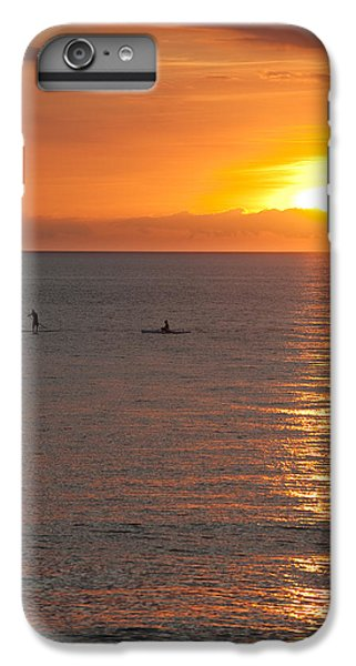 Puerto Vallarta Sunset IPhone 6 Plus Case by Sebastian Musial