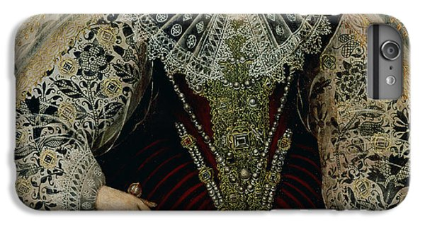 Queen Elizabeth I IPhone 6 Plus Case by John the Younger Bettes