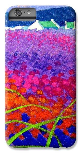Rainbow Meadow IPhone 6 Plus Case by John  Nolan