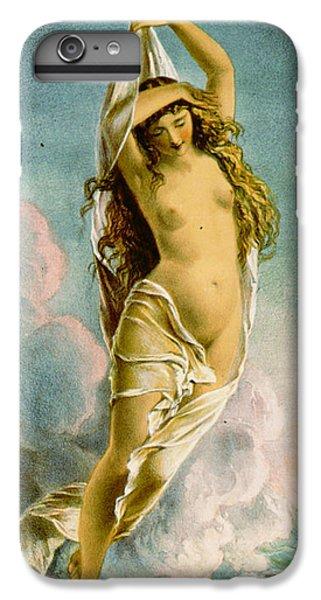 Retro Tobacco Label 1875 IPhone 6 Plus Case by Padre Art
