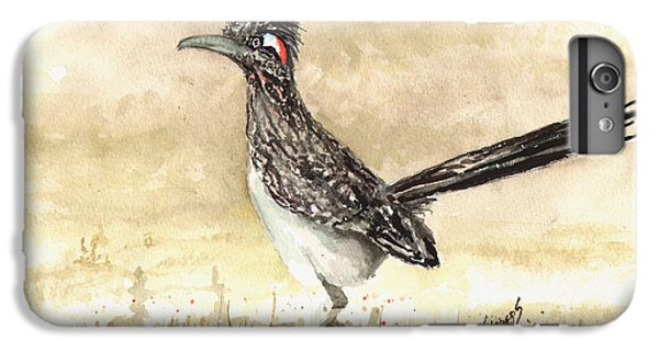 Roadrunner IPhone 6 Plus Case by Sam Sidders