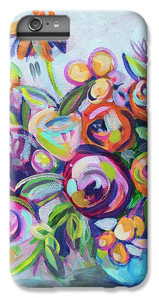 Roses And Kumquats IPhone 6 Plus Case by Kristin Whitney