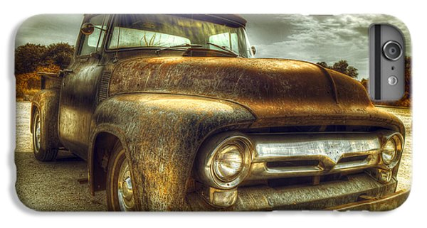 Rusty Truck IPhone 6 Plus Case by Mal Bray