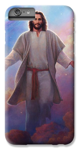 Sacred Space IPhone 6 Plus Case by Greg Olsen