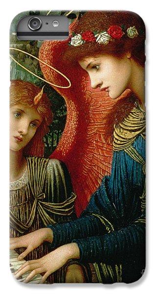 Saint Cecilia IPhone 6 Plus Case by John Melhuish Strukdwic