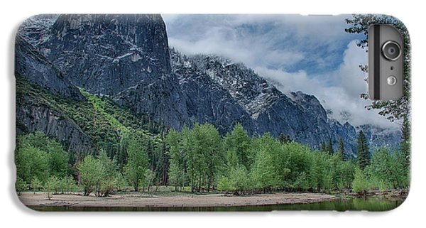 Sentinel Rock After The Storm IPhone 6 Plus Case by Bill Roberts