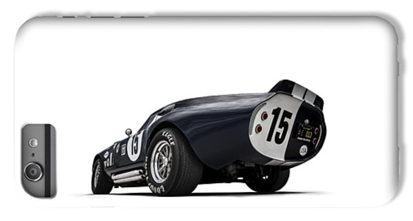 Shelby Daytona IPhone 6 Plus Case by Douglas Pittman