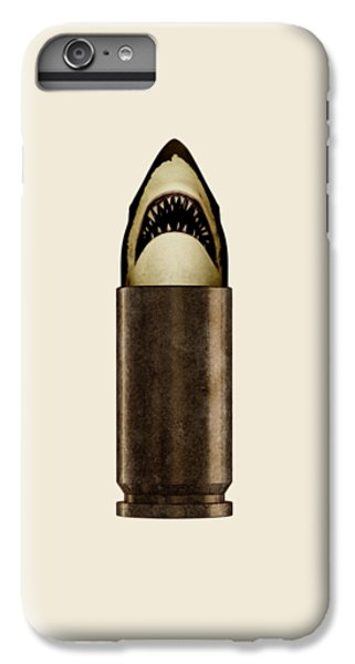 Shell Shark IPhone 6 Plus Case by Nicholas Ely