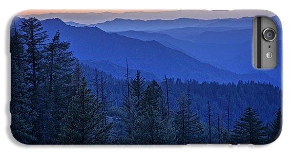 Sierra Fire IPhone 6 Plus Case by Rick Berk