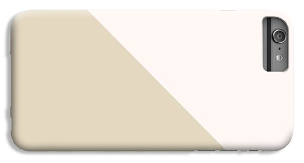 Soft Blush And Champagne IPhone 6 Plus Case by Linda Woods