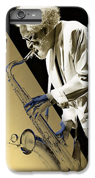 Sonny Rollins Collection IPhone 6 Plus Case by Marvin Blaine