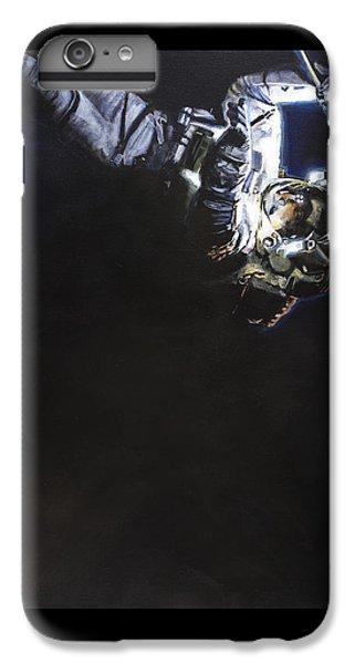 Spacewalk 1  IPhone 6 Plus Case by Simon Kregar