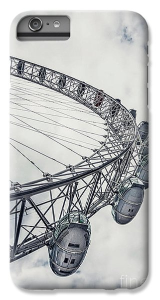 Spin Me Around IPhone 6 Plus Case by Evelina Kremsdorf