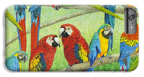 Spreading The News IPhone 6 Plus Case by Pat Scott