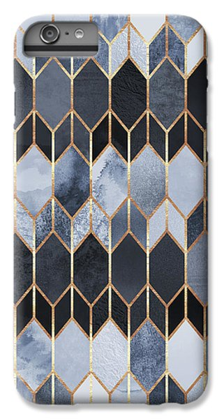 Stained Glass 4 IPhone 6 Plus Case by Elisabeth Fredriksson