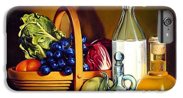 Still Life In Oil IPhone 6 Plus Case by Patrick Anthony Pierson