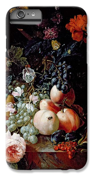 Still Life  IPhone 6 Plus Case by Johann Amandus Winck