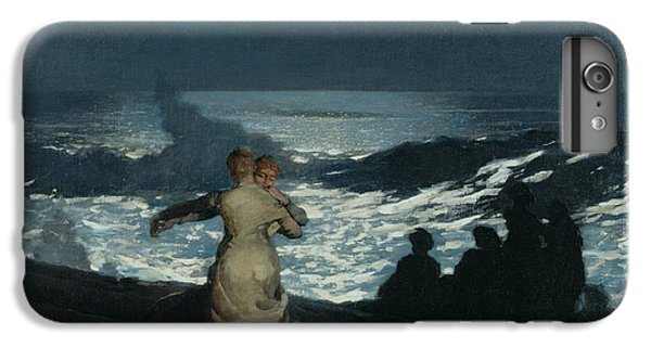 Summer Night IPhone 6 Plus Case by Winslow Homer