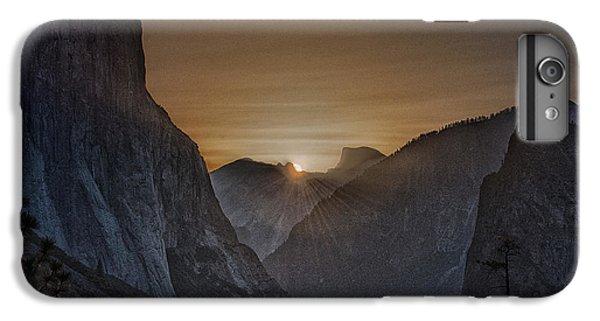 Sunburst Yosemite IPhone 6 Plus Case by Bill Roberts