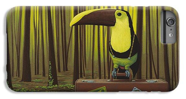 Suspenders IPhone 6 Plus Case by Jasper Oostland